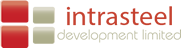 Intrasteel Ltd. Sticky Logo Retina